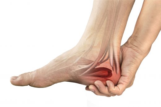 Treat Heel Pain