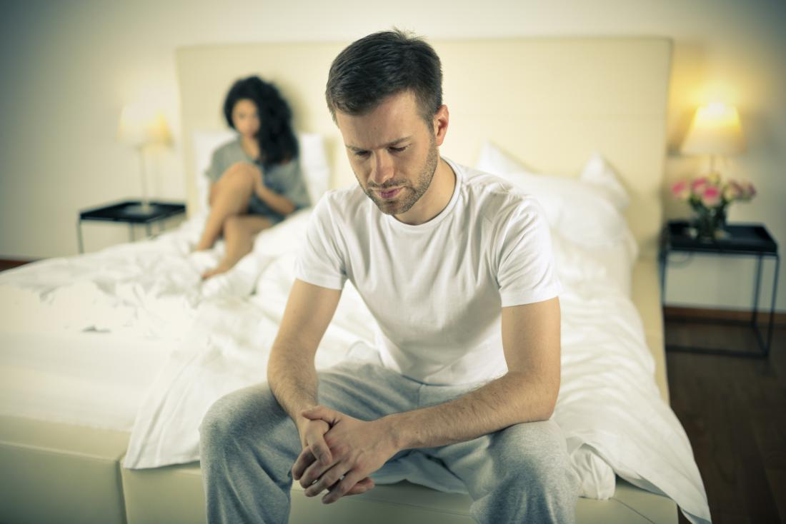 Problem of erectile dysfunction